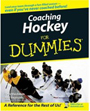 Coaching Hockey For Dummies (Hokejov� tr�nink pro hlup�ky)