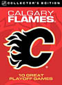 Calgary Flames - 10 velk�ch z�pas� play off