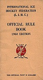 Official Rule Book 1960
