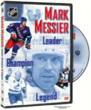 NHL Mark Messier: Vůdce, šampion, legenda