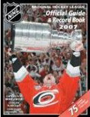 NHL Official Guide & Record Book 2007