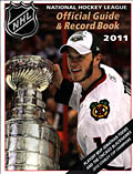 NHL Official Guide & Record Book 2011