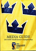Media guide MS juniorů 2014