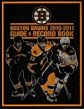 Boston Bruins 2010-2011 Guide & Record Book