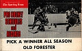 Pro Hockey schedules and records 1973-74