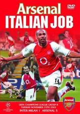 DVD Arsenal: Italian Job