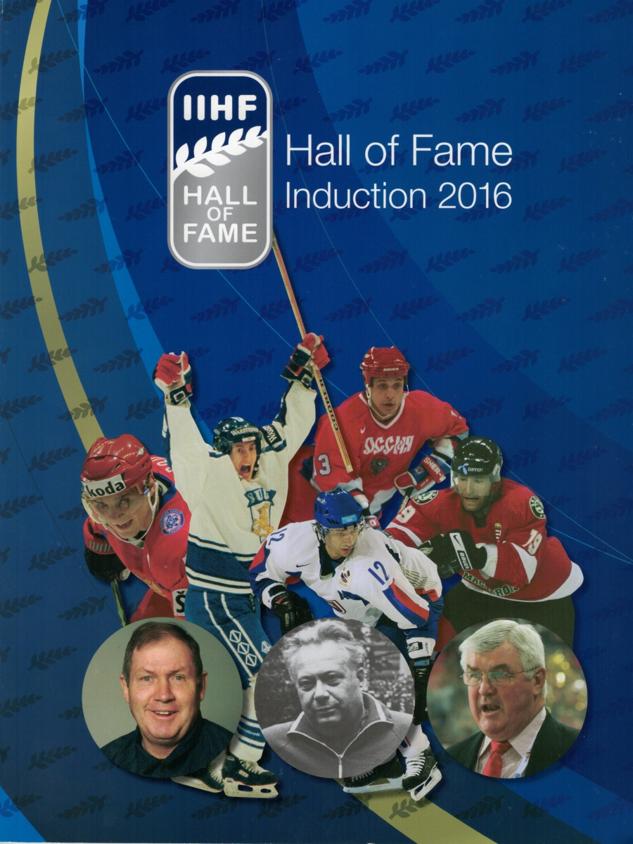 Hall of Fame Induction 2016