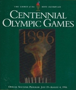 Centennial Olympic Games 1996 Official Souvenir Program