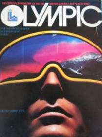 The Official Magazine of the XIII Winter Games, Lake Placid 1980