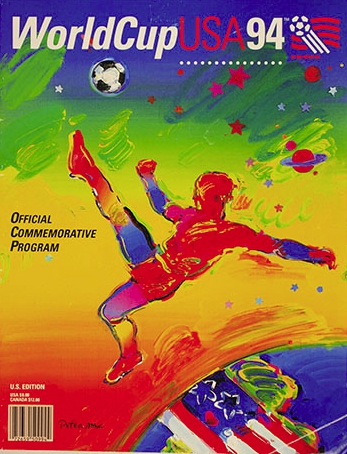 World Cup USA '94 Official Commemorative Program