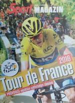 Sport magazín - Tour de France 2016