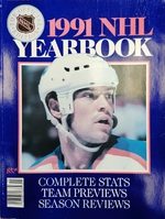 1991 NHL Yearbook