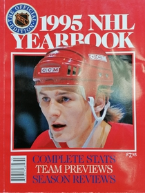 1995 NHL Yearbook