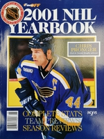 2001 NHL Yearbook