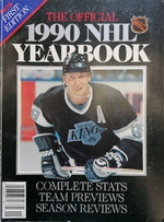 1990 NHL Yearbook