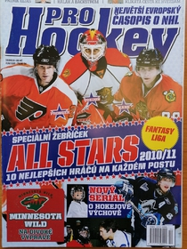 Pro Hockey: All stars 2010/2011