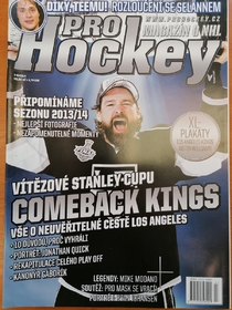 Pro Hockey: Comeback Kings