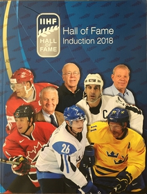 Hall of Fame Induction 2018
