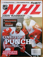 2009 NHL Yearbook