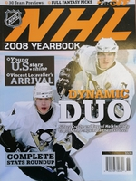 2008 NHL Yearbook