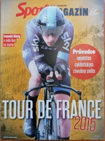 Sport magazín: Tour de France 2015