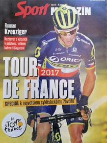 Sport magazín: Tour de France 2017