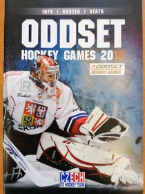 Bulletin Oddset Hockey Games 2013