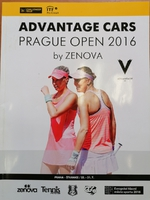 Bulletin Prague Open 2016 by Zenova (25.-31.7.2016)