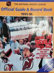 NHL Official Guide & Record Book 1995-96