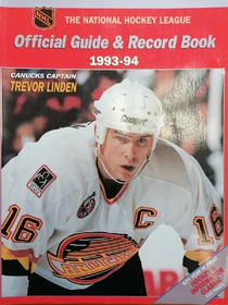 NHL Official Guide & Record Book 1993-94