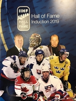 Hall of Fame Induction 2019