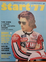 Štart: Johnny Cecotto (37/1977)