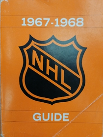 NHL Guide 1967-68