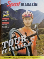 Sport magazín: Tour de France 2020