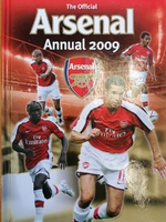 Arsenal - Annual 2009 (anglicky)