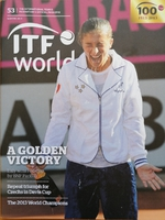 Magazín ITF World - zima 2013