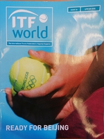 Magazín ITF World - jaro 2008