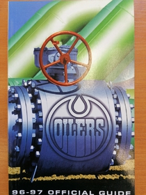 Edmonton Oliers - Official Guide 1996-1997