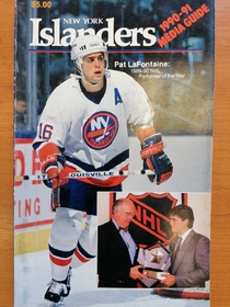 New York Islanders - Media Guide 1990-1991