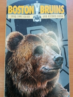 Boston Bruins - Official Guide 1990-1991