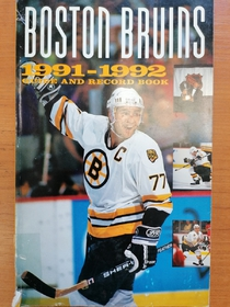 Boston Bruins - Official Guide 1991-1992