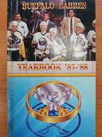 Buffalo Sabres - Yearbook 1987-1988