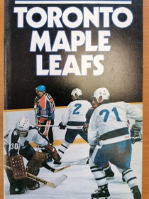 Toronto Maple Leafs - Yearbook 1985-1986