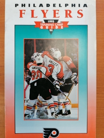 Philadelphia Flyers - Training Camp Guide 1993-1994