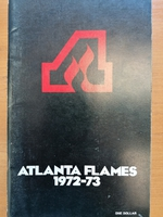 Atlanta Flames - Yearbook 1972-1973