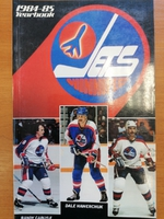 Winnipeg Jets - Yearbook 1984-1985