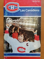 Montreal Canadiens - Yearbook 1979-1980