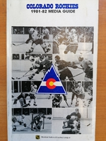Colorado Rockies - Media Guide 1981-1982