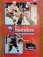 New York Islanders - Media Guide 1987-1988