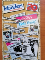 New York Islanders - Media Guide 1991-1992